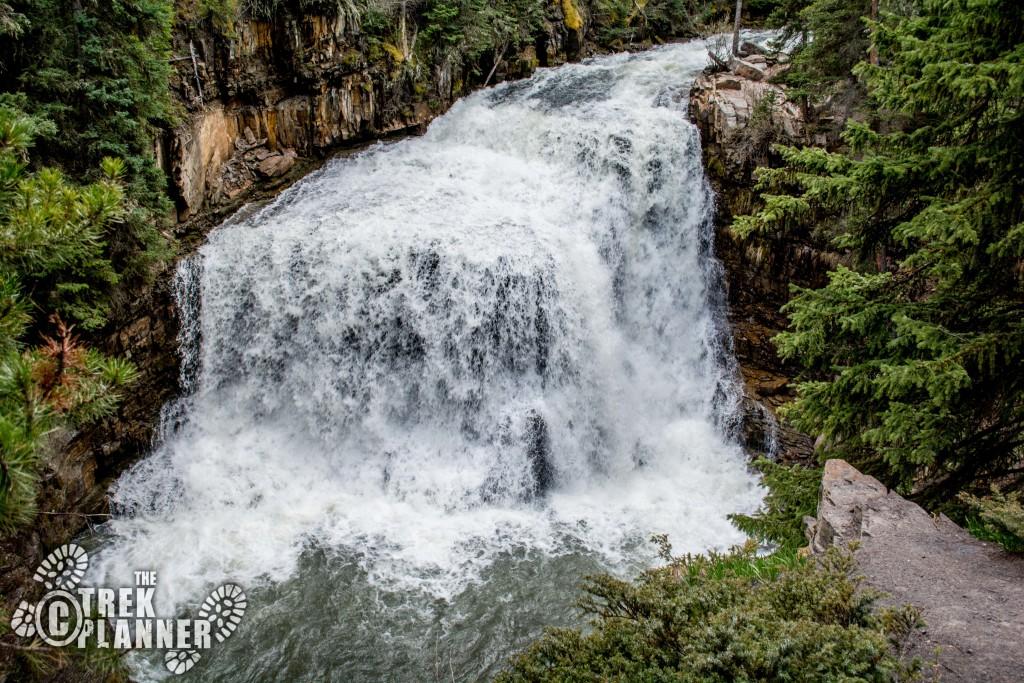 Ousel Falls Trail - Big Sky Montana