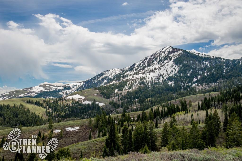 Oxford Peak ATV Loop - Malad Idaho