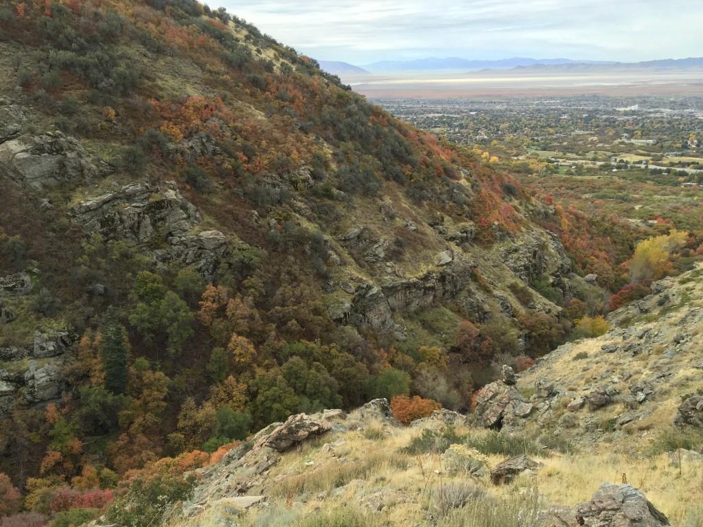 Webb Canyon Mine - Kaysville Utah