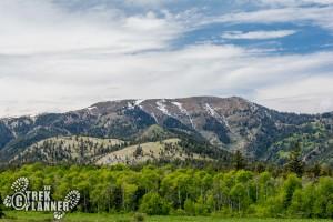Boundary Trail - ATV Ride - Pocatello Idaho