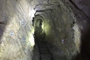 Mine Exploring Eureka Utah