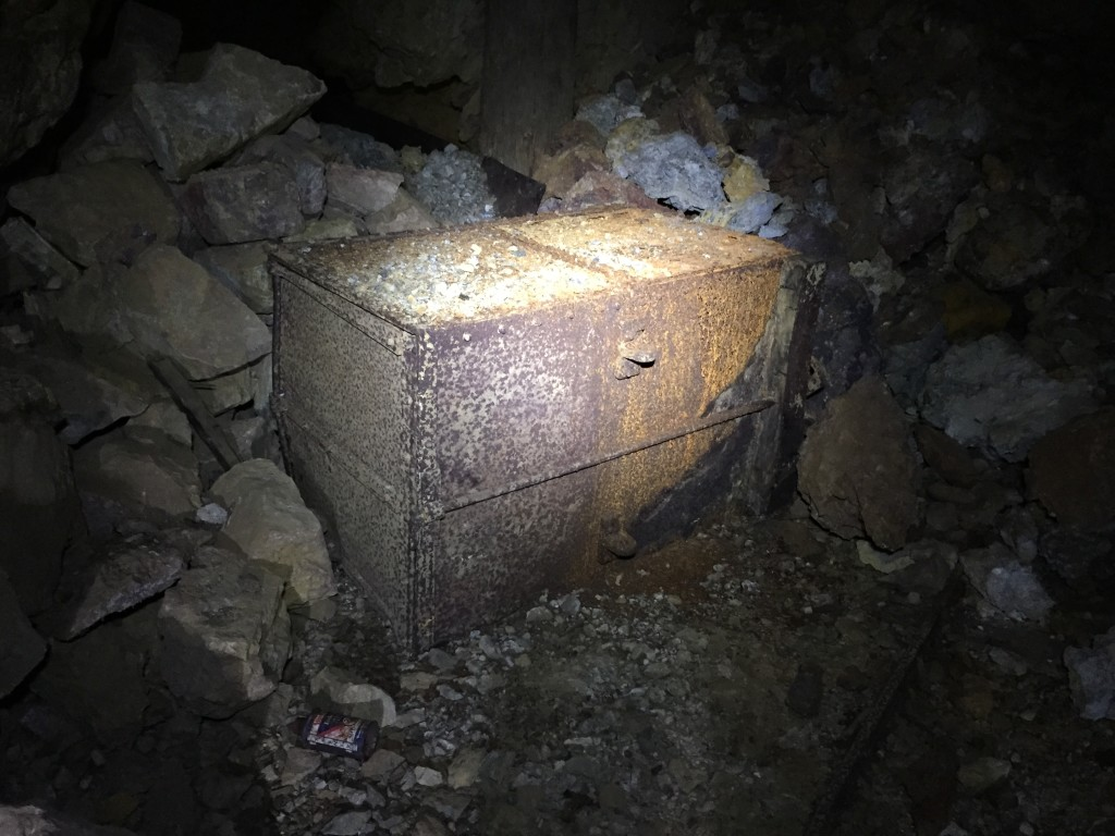 Another ore cart