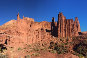 Fisher Towers - Moab Utah