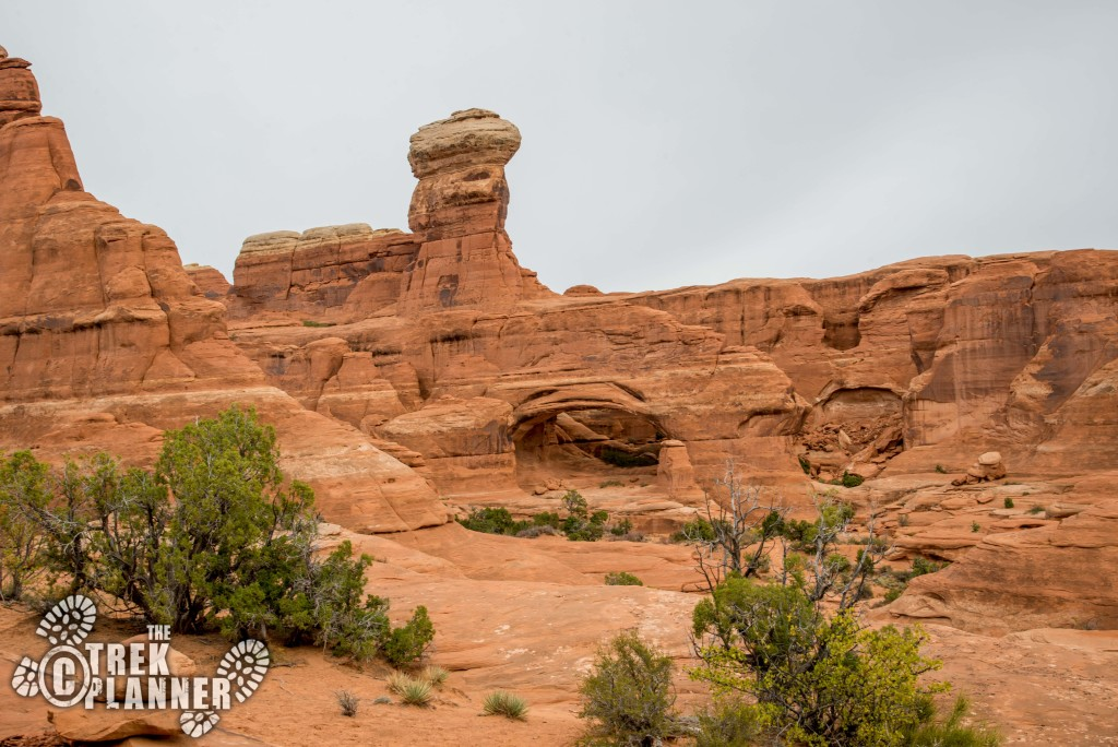 Tower Arch - Arches National Park