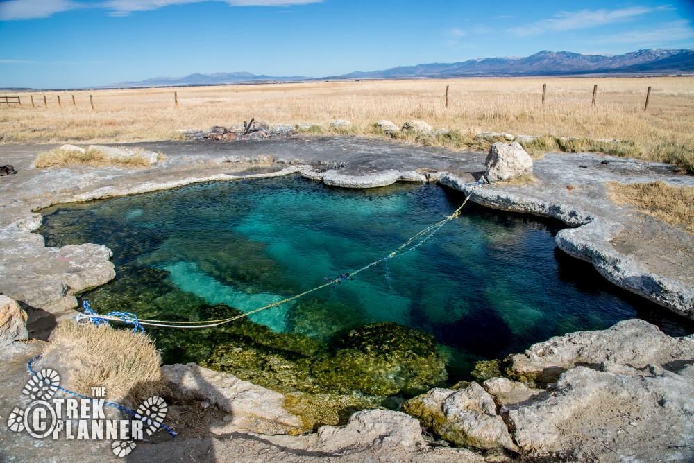 Meadow Hot Springs – Utah | The Trek Planner