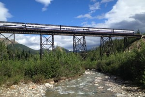 Alaska Railroad Guide