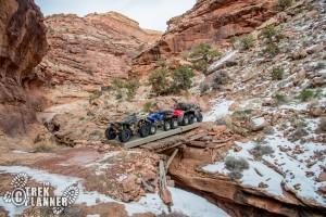 Kane Creek Canyon ATV Ride - Moab, Utah