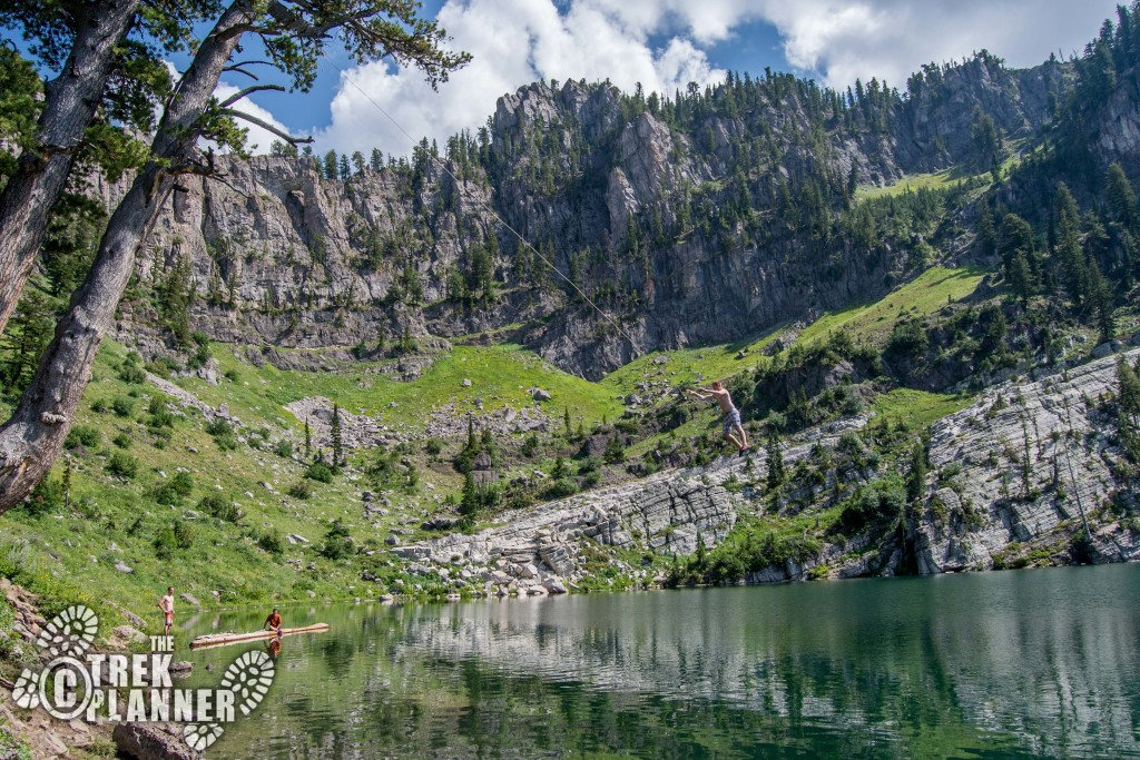 Bloomington Lake - Bear Lake Area - Idaho