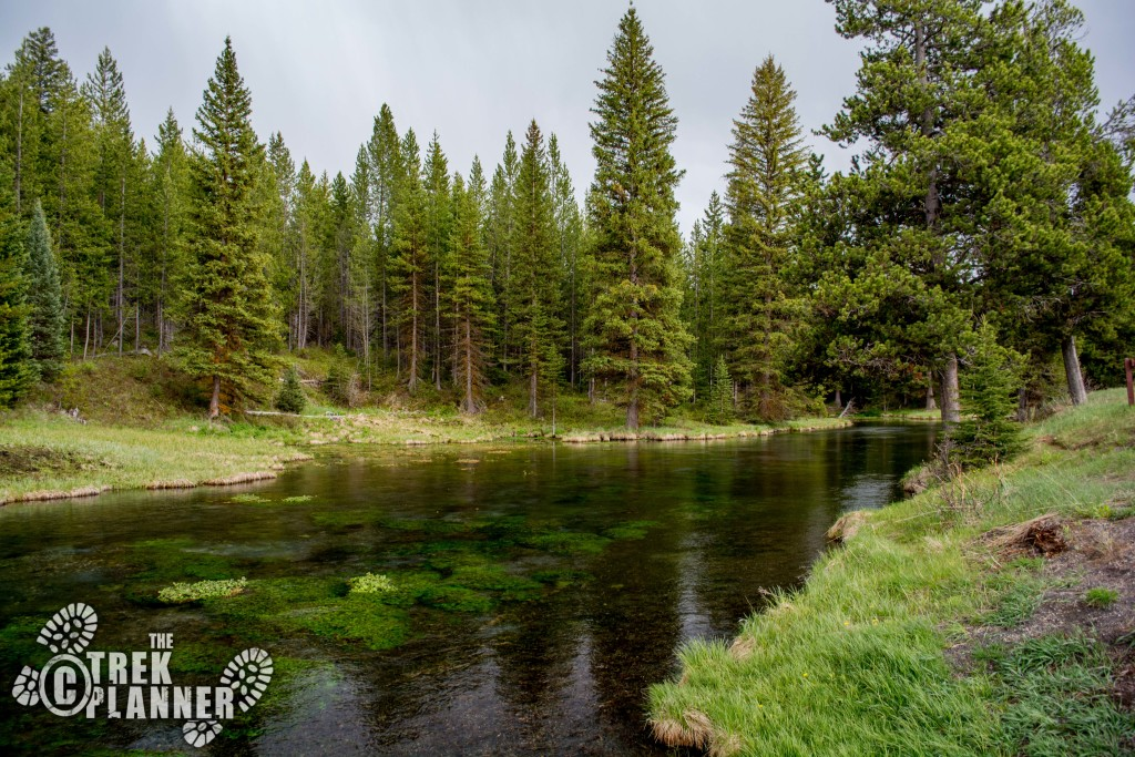 Big Springs - Island Park, Idaho
