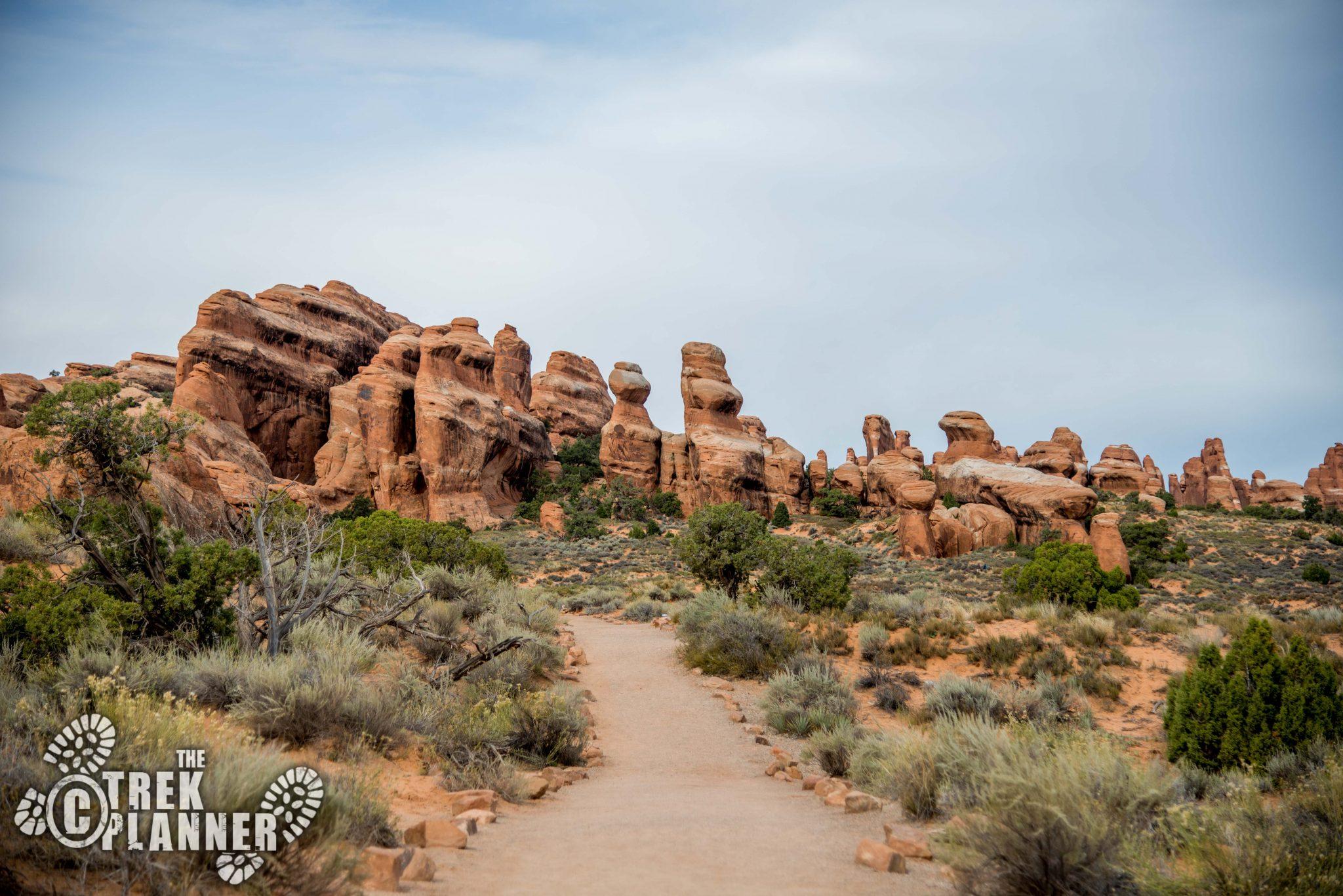 Landscape Arch – Arches National Park