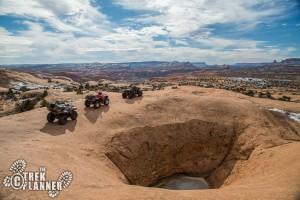 Poison Spider Mesa ATV Ride - Moab, Utah