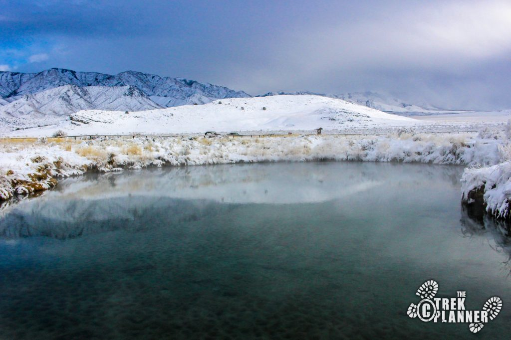 Horseshoe Springs - Skull Valley, Utah
