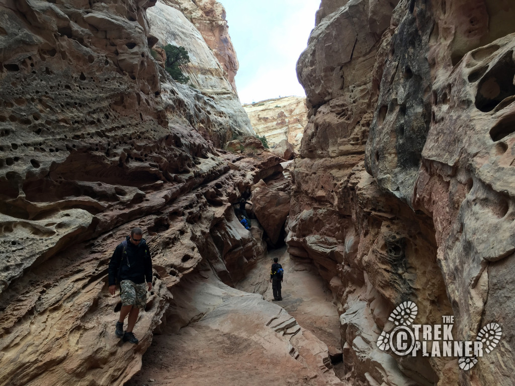 Ding Dang Canyon