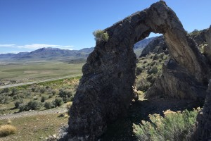 Chinese Arch - Promontory Utah