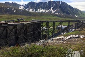 Independence Mine State Historical Park - Wasilla Alaska
