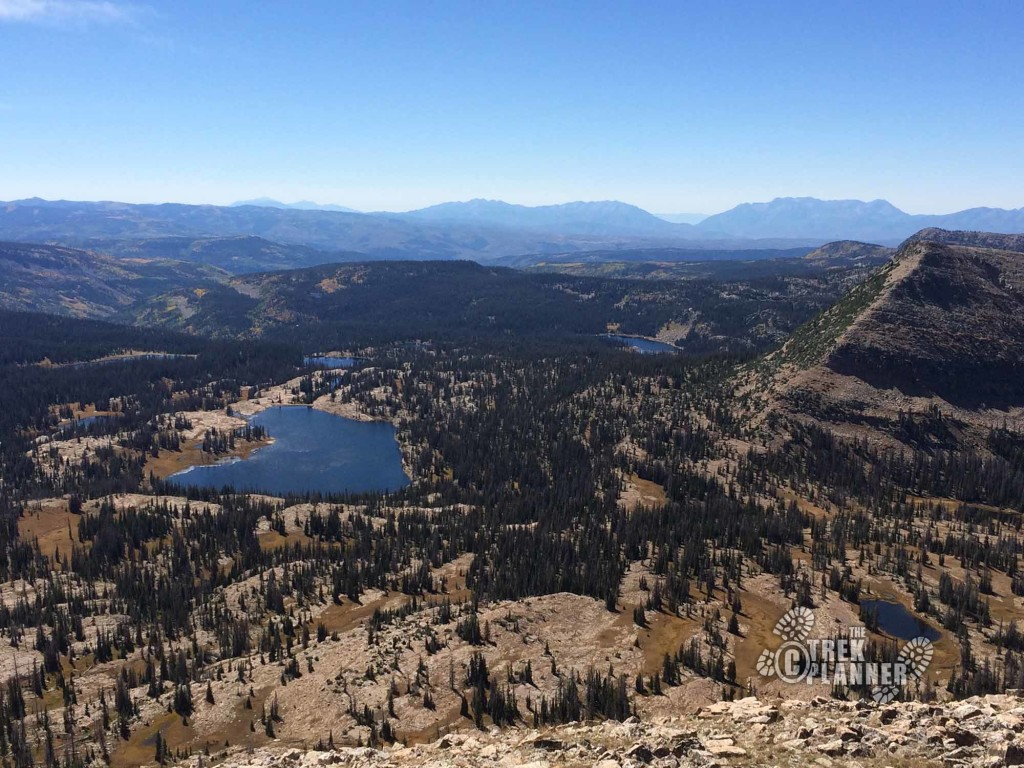 Long Lake: Uinta Mountains, Utah