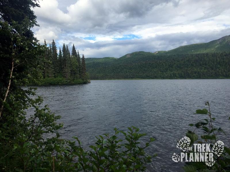 Byers Lake - Alaska