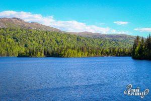 Byers Lake - Denali State Park Alaska
