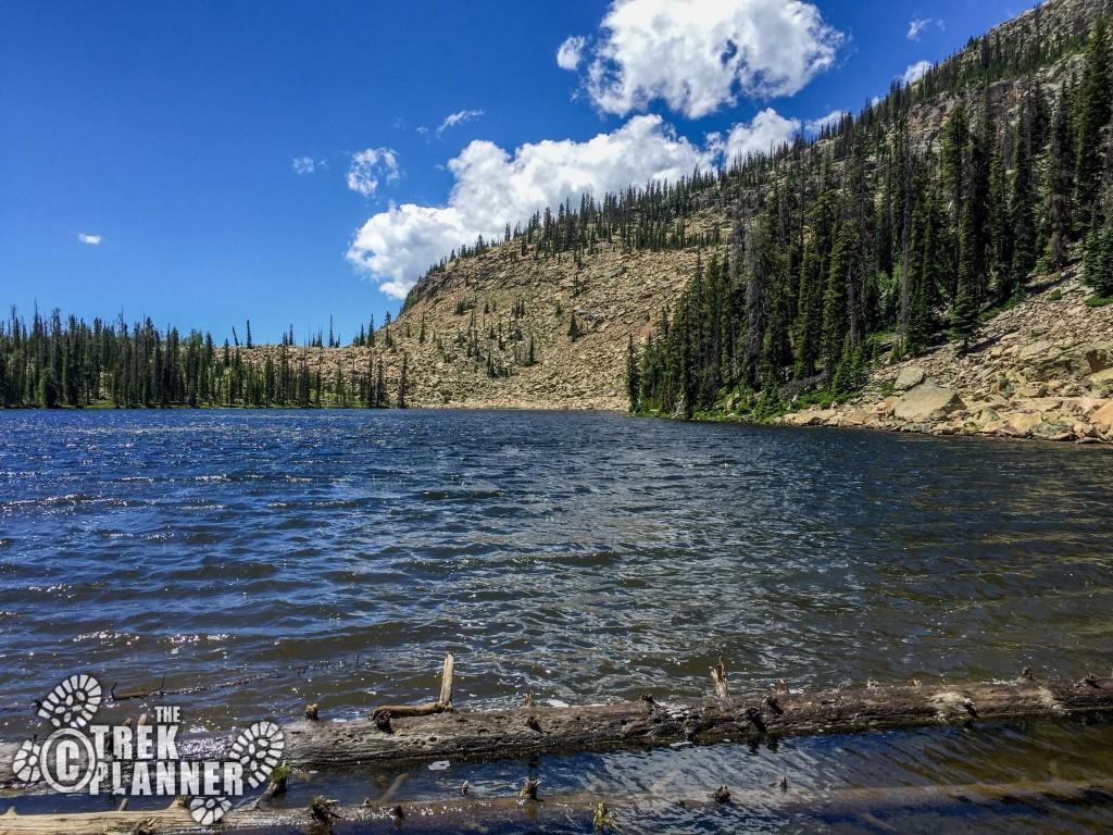 3 pyramid Lake