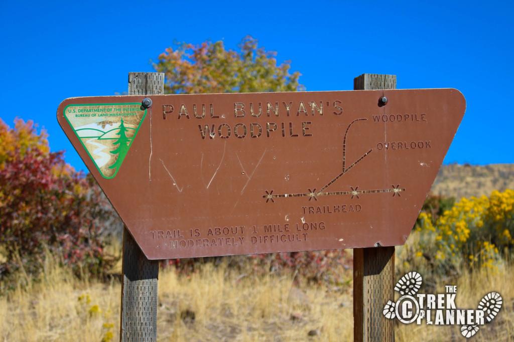 Paul Bunyan's Woodpile