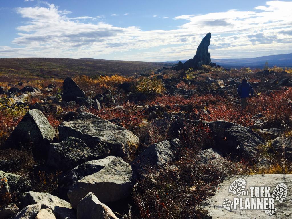 Finger Mountain - Dalton Highway Alaska