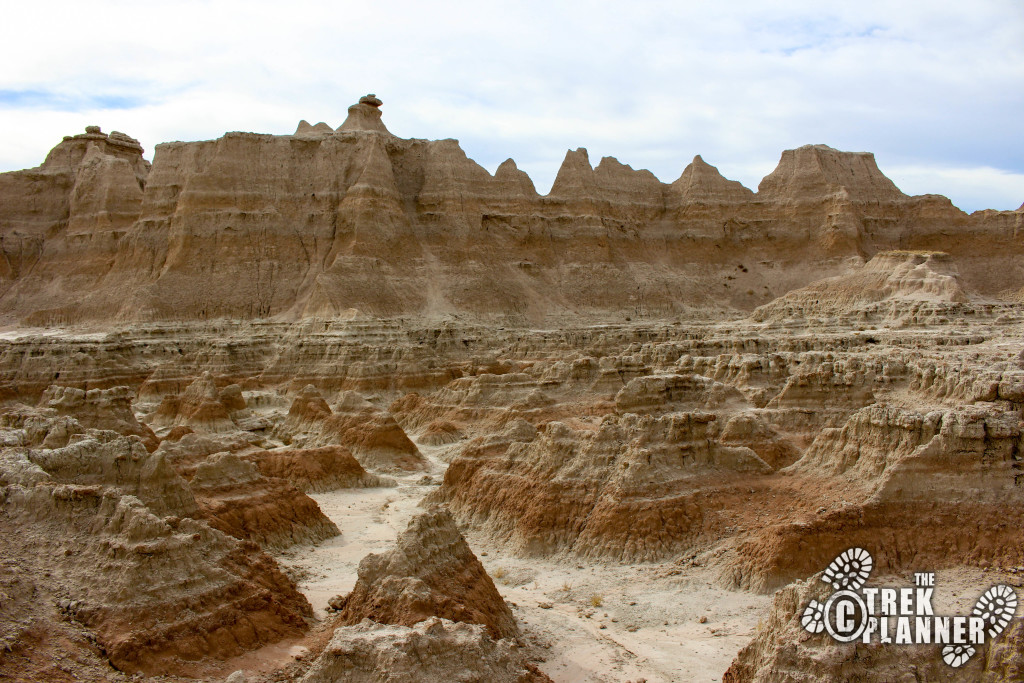 Door Trail - Badlands National Park