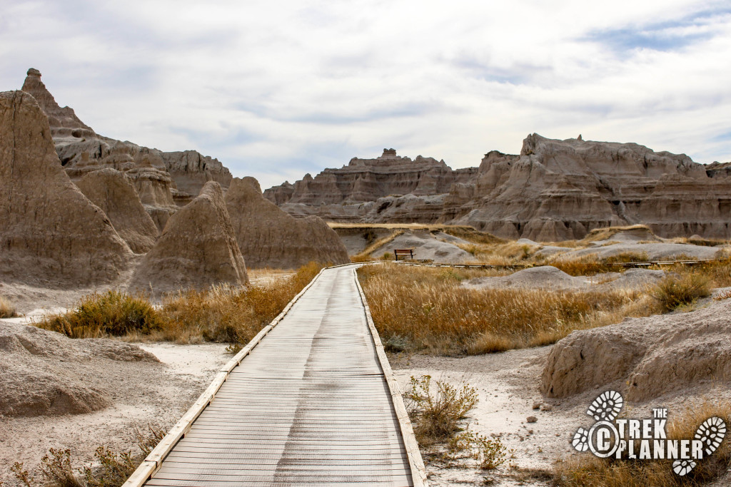 Window Trail - Badlands National Park