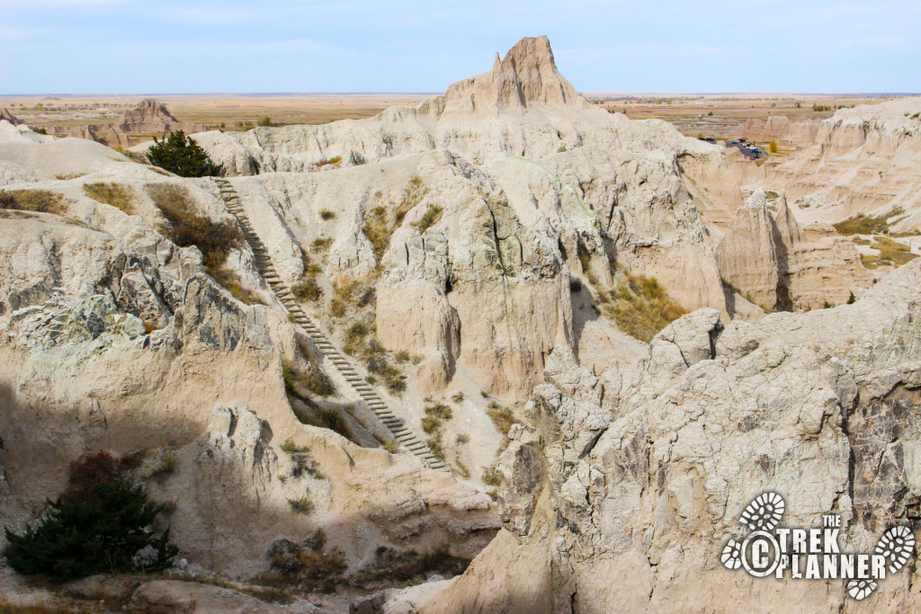 Notch Trail - Badlands National Park