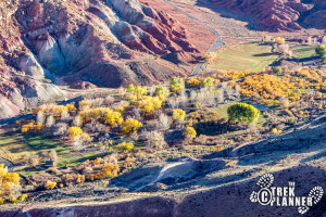 Fruita Campground - Capitol Reef National Park Utah