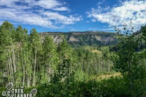 Arapeen ATV Trail - Manti Canyon and Milky Falls