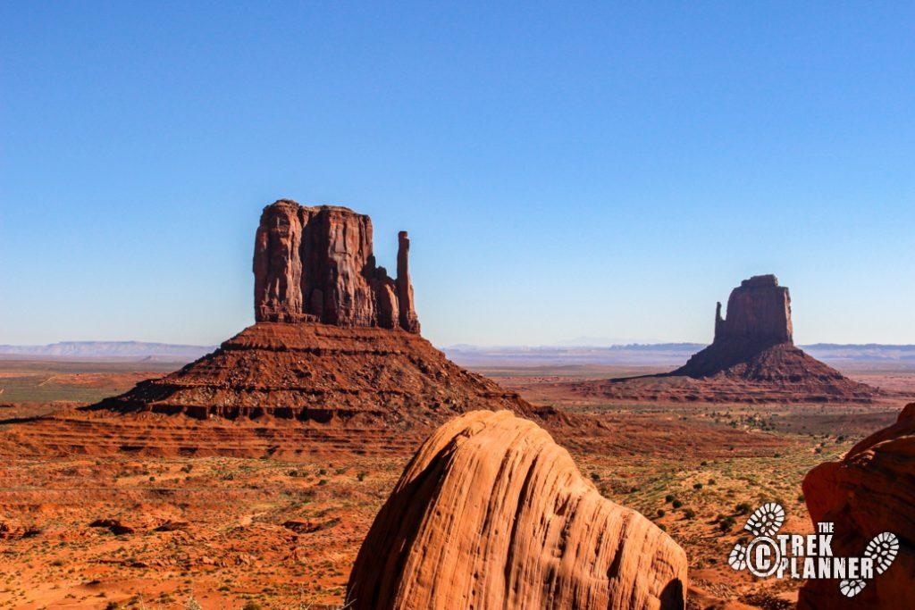 Monument Valley Navajo Tribal Park Arizona The Trek