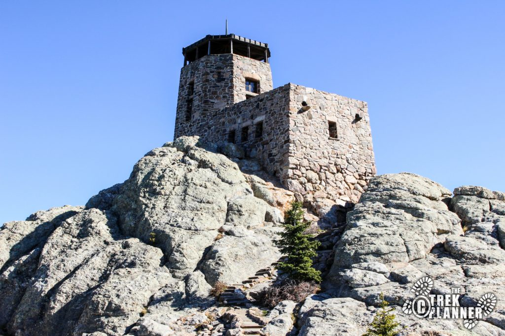 Harney Peak Trail - Black Elk Peak - Black Hills South Dakota