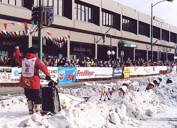 Iditarod draws fans from around the world