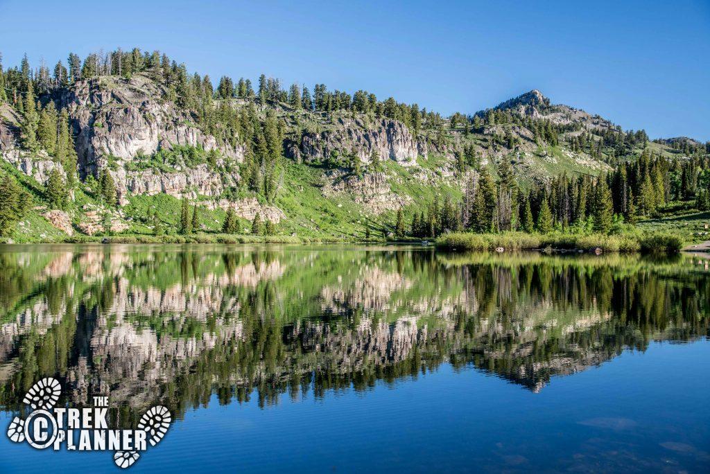 Tony Grove Lake Nature Trail - Logan Canyon