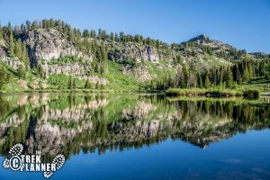 Tony Grove Lake Nature Trail - Logan Canyon