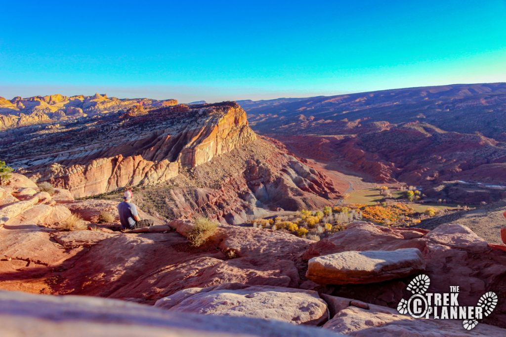 Rim Trail - Capitol Reef National Park