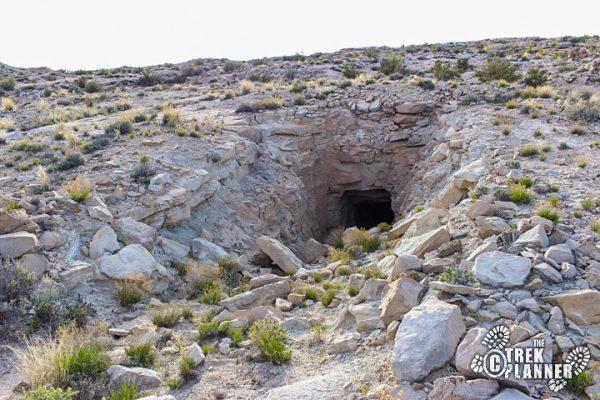 Buckmaster Mines - San Rafael Swell Utah