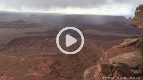 Man Falls to Death at Dead Horse Point