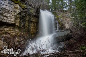 Richards Hollow Waterfall - Logan Utah