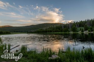 Lily Lake and Wolverine ATV Trail - Uinta Mountains