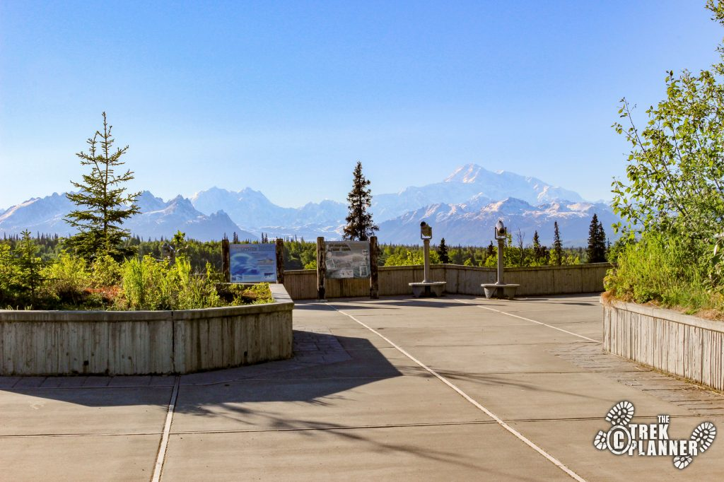 Denali Viewpoint South - Parks Highway Alaska