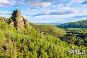 Angel Rocks - Fairbanks Alaska
