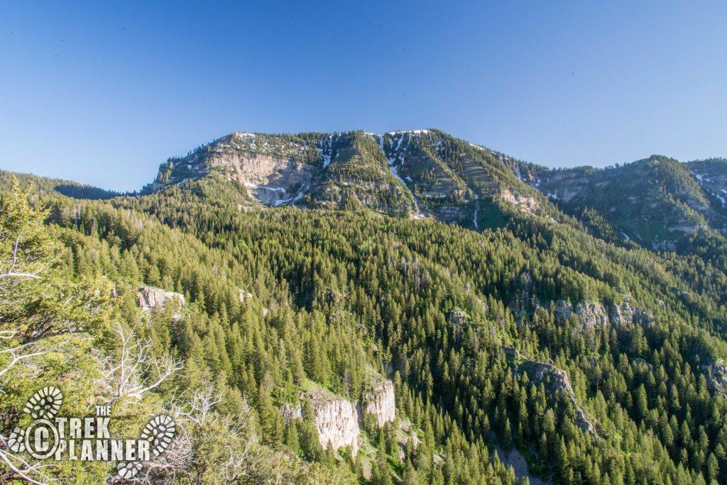 Mount Logan via Right Hand Fork