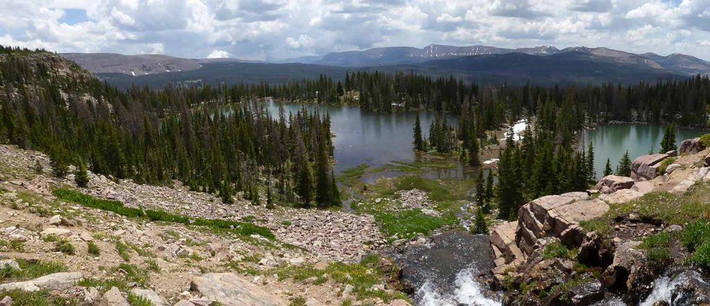 Naturalist Basin: Uinta Mountains, Utah