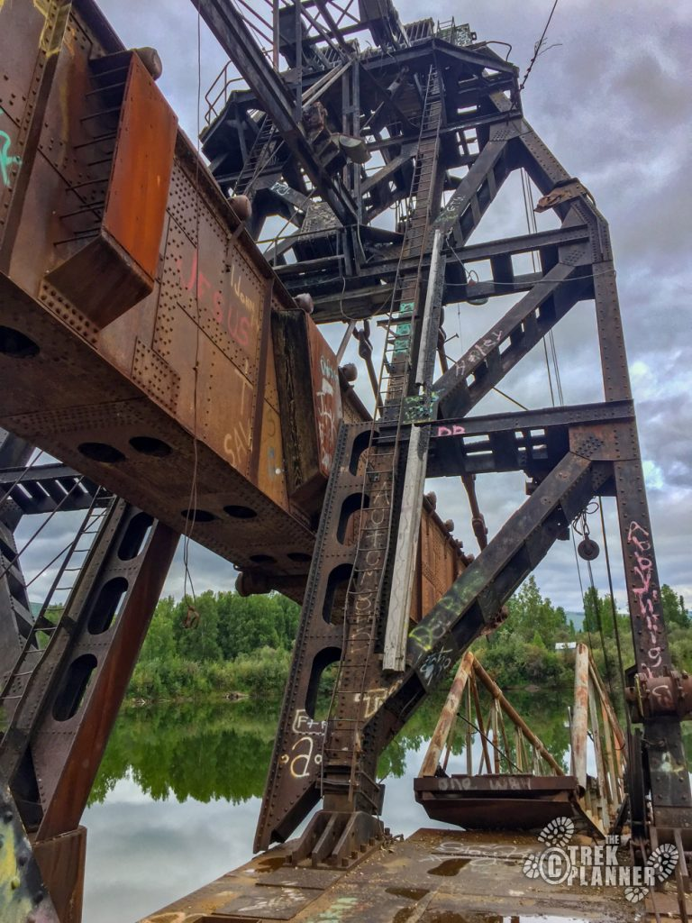 Gold Dredge #3 - Fairbanks Alaska