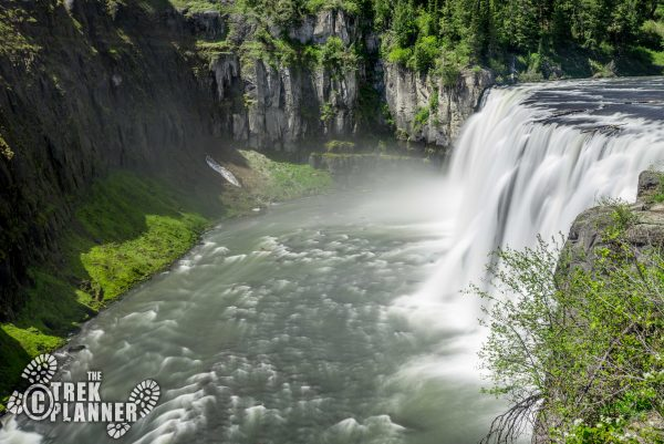 Mesa Falls - Upper and Lower - Idaho