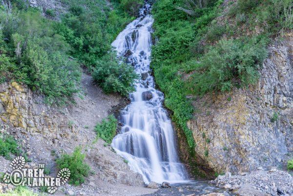 Providence Canyon Waterfalls
