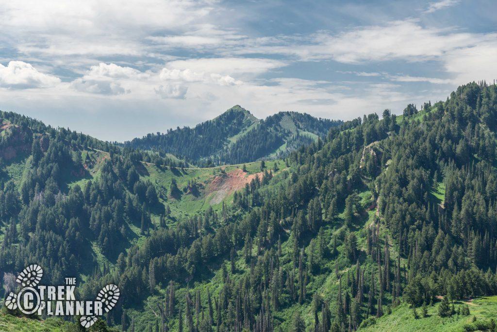 Bountiful Peak ATV Trails