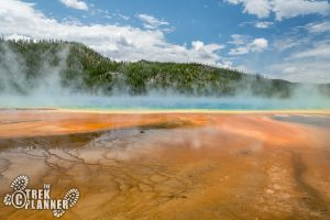 Midway Geyser Basin - Yellowstone National Park