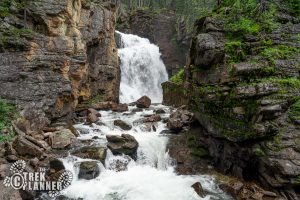 Beartooth Falls - Cooke City/Yellowstone